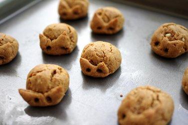 Arašidové cookies z 3 ingrediencií – bez múky a rafinovaného cukru