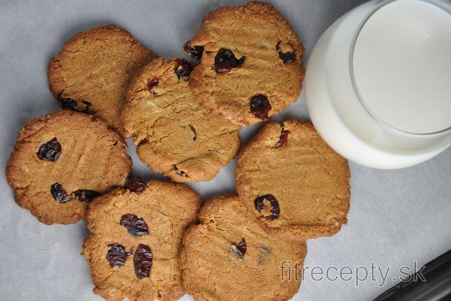 Najlepšie zdravé chrumkavé cícerové cookies bez múky