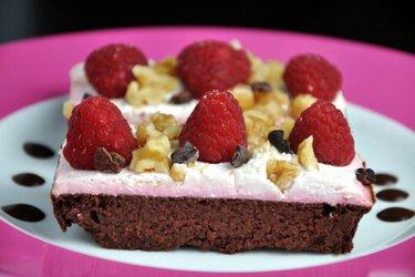 Kakaový koláč s cviklou bez múky