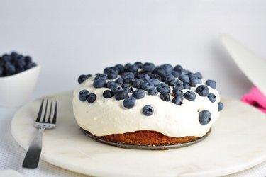 Kokosová torta s tvarohovo-vanilkovým krémom