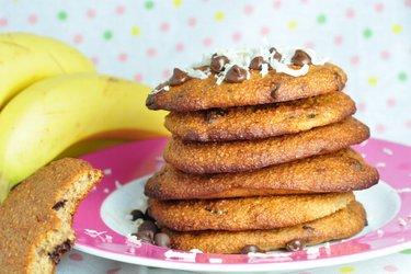 Proteínovo-ovsené cookies bez cukru