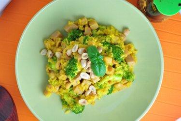 Brokolicová ryža