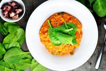 Vynikajúce paradajkové rizoto