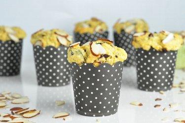 Kokosové muffiny z kukuričnej múky