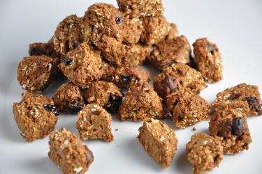 Zdravé domáce kokosovo čokoládové cereálie