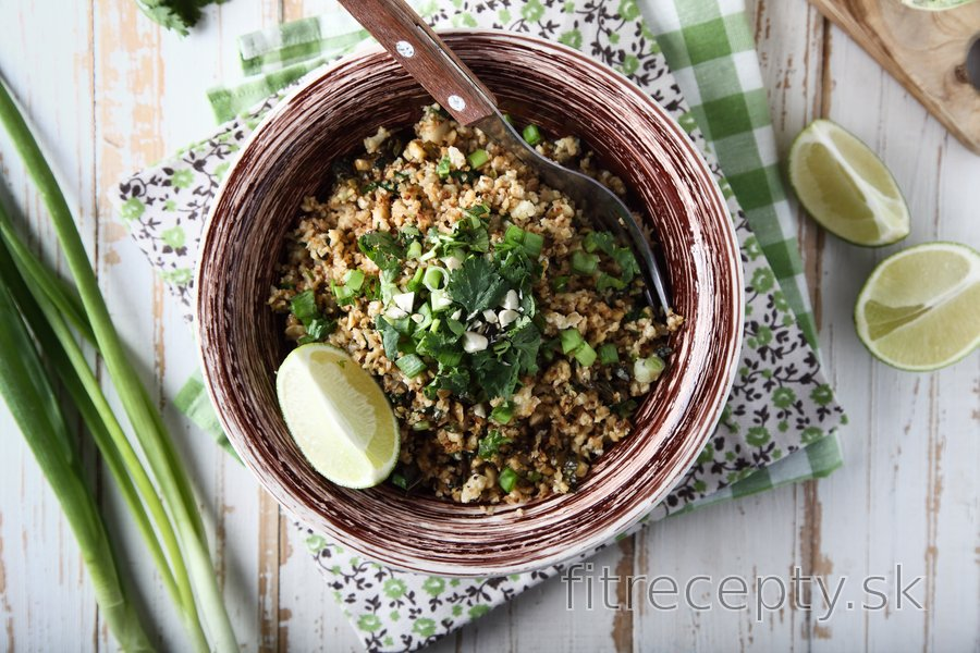 """Fit thajská pražená """"ryža"""""""