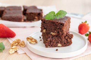 Brownie z kokosovej múky (bez lepku)