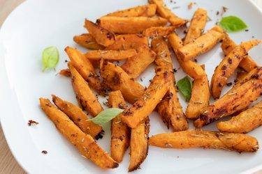 Najlepšie hranolky zo sladkých zemiakov (batátov)