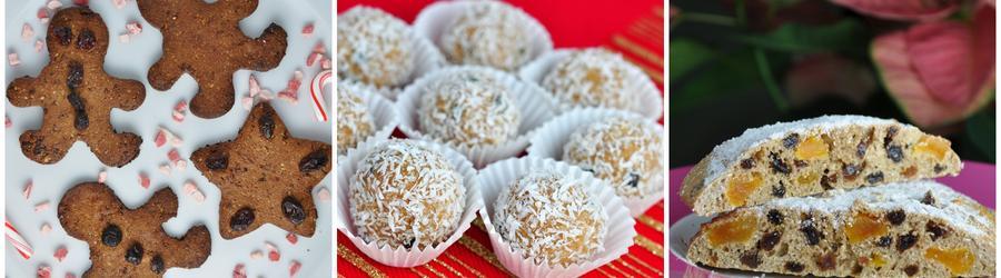 Zdravé vianočné recepty bez cukru