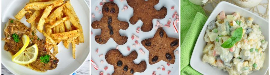 Low carb vianočné recepty s nízkym obsahom sacharidov