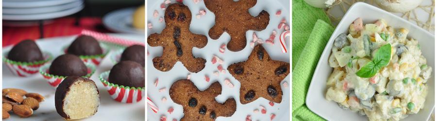 Zdravé vianočné recepty bez múky a lepku