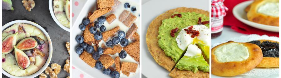 Zdravé raňajky - recepty