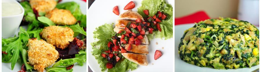 Fitness recepty s kuracím mäsom