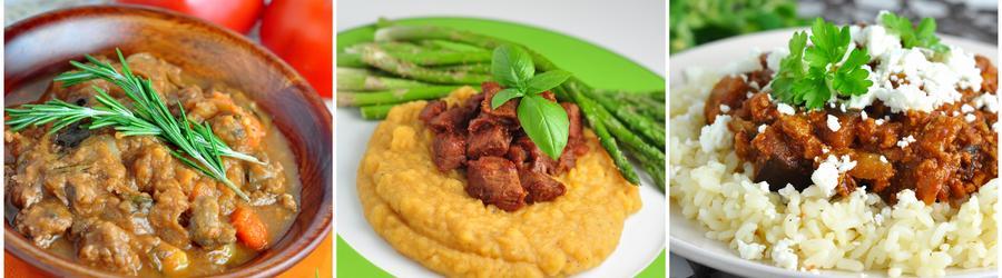 Bezlepkové recepty s hovädzím mäsom bez múky
