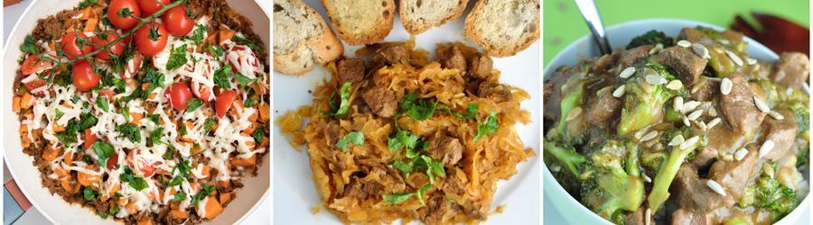 Low carb recepty s hovädzím mäsom