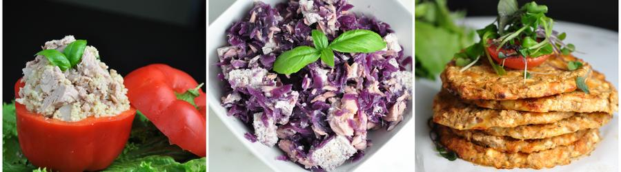 Diétne recepty s tuniakom na chudnutie
