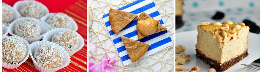 Fitness recepty s arašidovým maslom a vysokým obsahom bielkovín