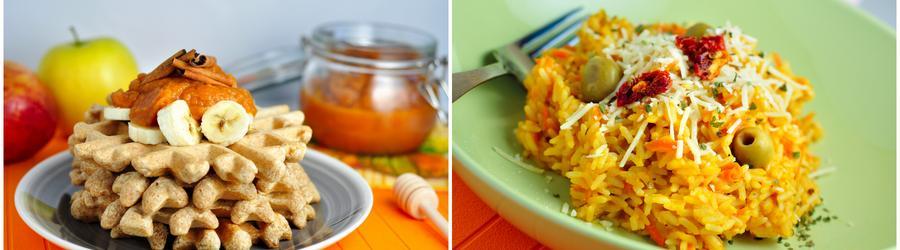 Zdravé vegánske recepty s tekvicou