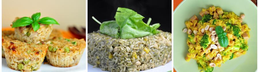 Low carb recepty s ryžou