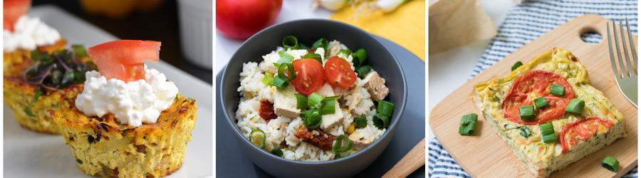 Fitness tofu recepty s vysokým obsahom bielkovín