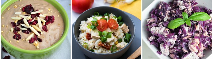 Bezlepkové tofu recepty bez múky