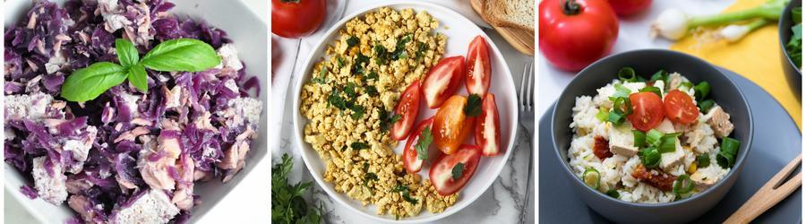 Nízkokalorické a diétne tofu recepty