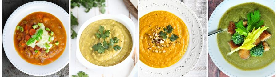 Recepty na zdravé polievky