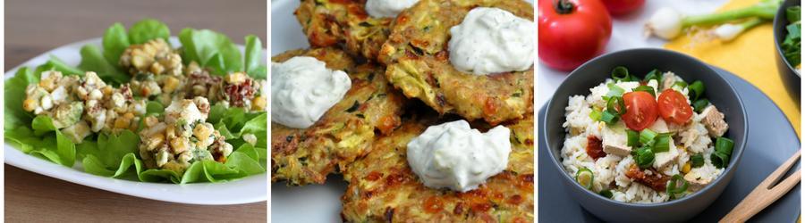 Fitness zeleninové recepty s vysokým obsahom bielkovín