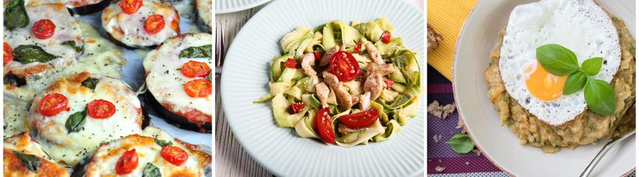Nízkokalorické diétne zeleninové recepty