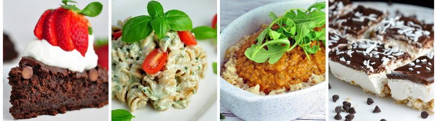 Zdravé recepty bez orechov