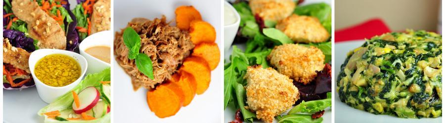 Zdravé recepty s kuracím mäsom