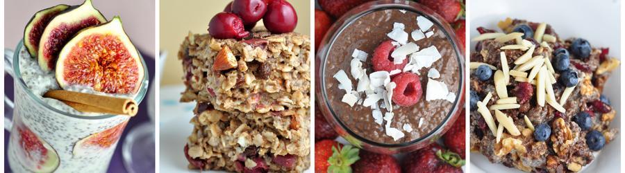 Zdravé recepty s chia semienkami