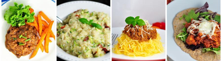 Bezvaječné recepty na obed a večeru