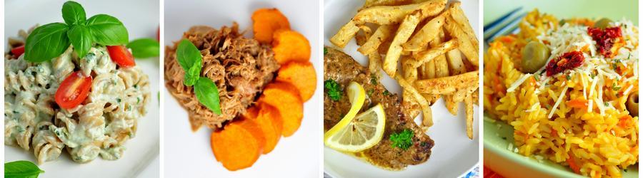 Diétne recepty na obedy a večere